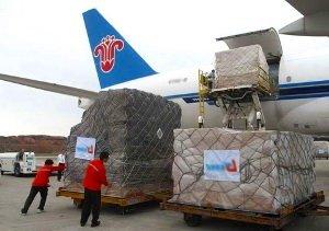 Классификация грузовых перевозок: Авиаперевозки грузов