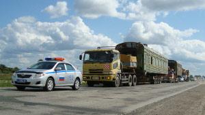 Особенности автоперевозки тяжеловесных, крупногабаритных грузов
