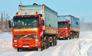 Бизнес автоперевозок в России под угрозой