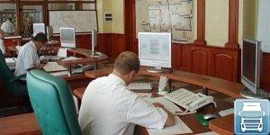 Работа с диспетчером грузоперевозок транспортной компании