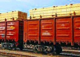 Размещение и крепление короткомерных лесоматериалов при перевозке по ЖД