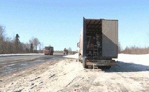 Соблюдение безопасности при автоперевозке грузов