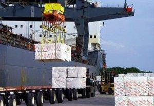 Процесс пакетирования грузов при предоставлении транспортных услуг