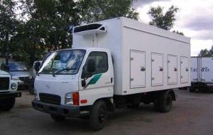 Автоперевозки, перевозим продукты питания