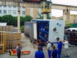 Переезд предприятия, перевозка крупногабаритного и негабаритного оборудования