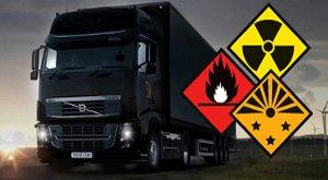 Маркировка тар и перевозка опасных грузов