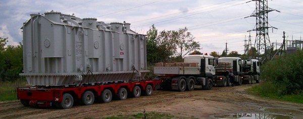 Особенности перевозки оборудования при переезде предприятия