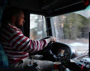Ключевая фигура грузоперевозок – водитель-дальнобойщик