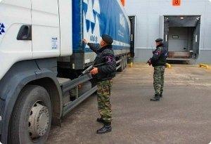 Необходимость охраны при автоперевозках грузов