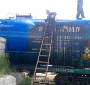 Охрана труда и окружающей среды при грузовой ЖД перевозке нефтепродуктов