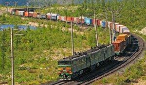 Преимущества доставки груза железнодорожным транспортом