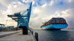 Морские перевозки грузов из Китая