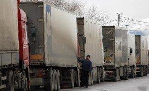Кража груза при перевозке