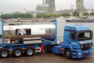 Транспортная логистика химических веществ