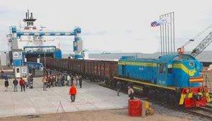 Международная железнодорожная перевозка