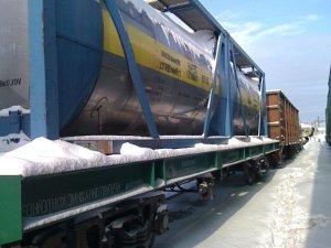 Ж/Д перевозка опасных грузов