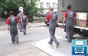 Грузоперевозки по Москве при офисном переезде