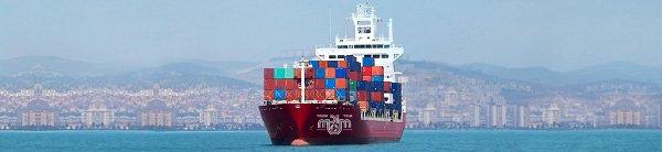Морская доставка грузов из Америки