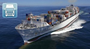 Морские перевозки между Китаем и Россией
