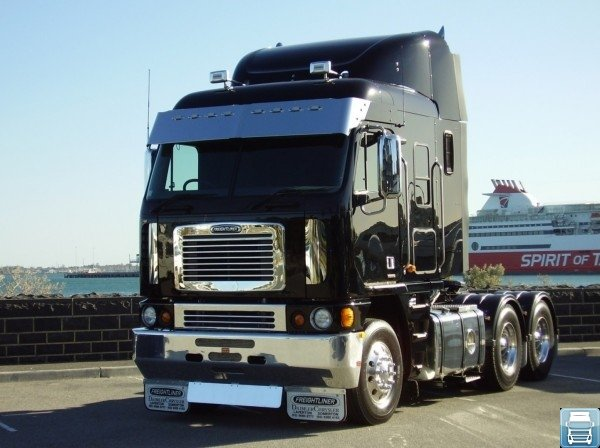 Фредлайнер Аргоси (Freightliner Argosy 2014)