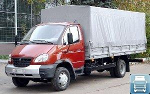 Среднетоннажный грузовик Валдай