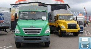 Среднетоннажные грузовики Зил