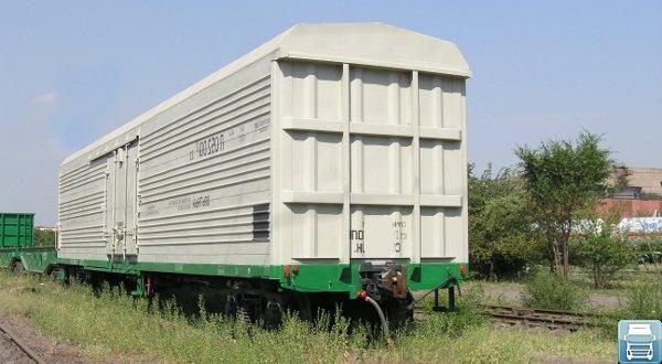 Изотермические вагоны фото