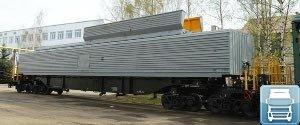 Изотермические вагоны