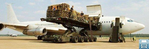 Авиадоставка грузов по России