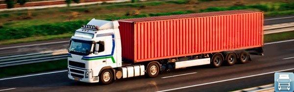 контейнерные перевозки автомобильным транспортом