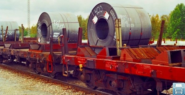 Платформы железнодорожные фото