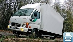 Корейские грузовики Хендай hd 72