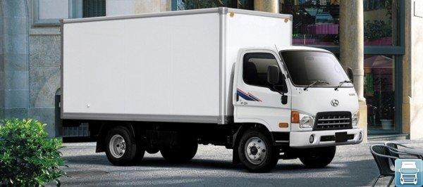 Корейские грузовики Хендай hd 78