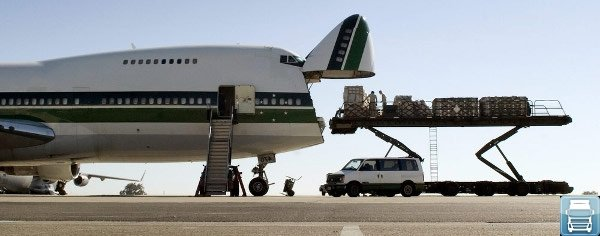 авиаперевозка грузов из Китая в РФ