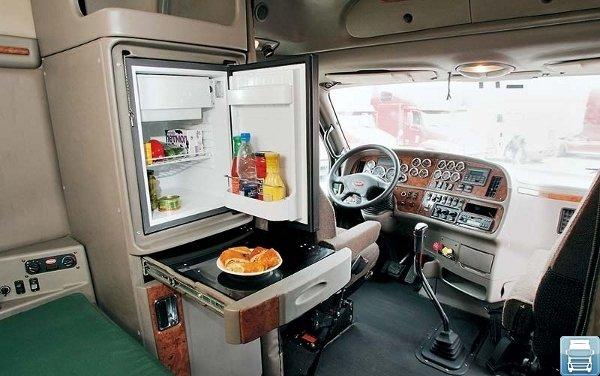 Peterbilt 387 кабина