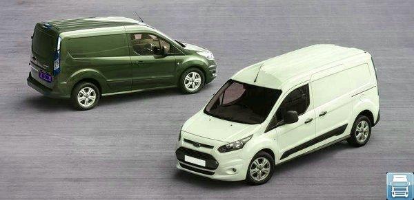 Форд Транзит Коннект 2014 технические характеристики