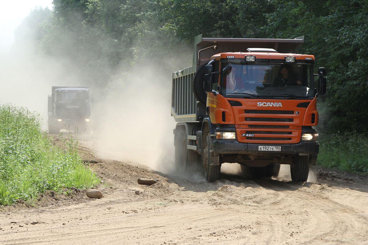 Полезная информация о транспортировке сыпучих грузов