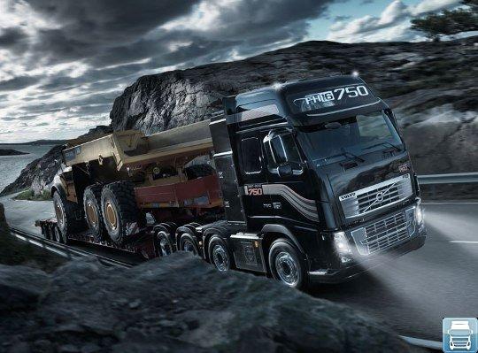Volvo VNX
