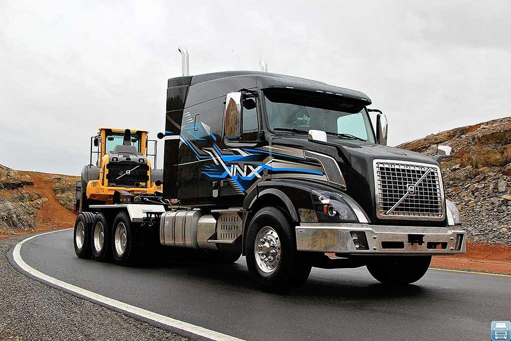 Volvo VNX 630-2