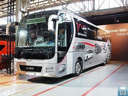 Модификация автобуса MAN