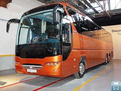 Модификация автобуса Neoplan