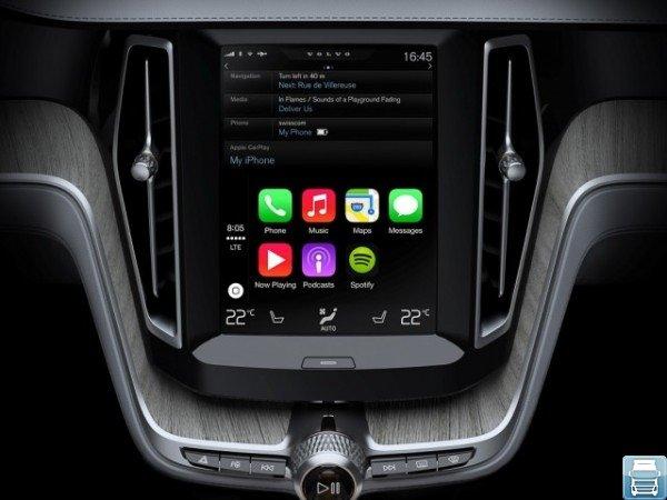 система CarPlay