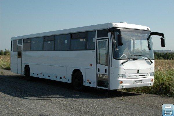 Автобус НефАЗ-5299-17 для междугородних перевозок