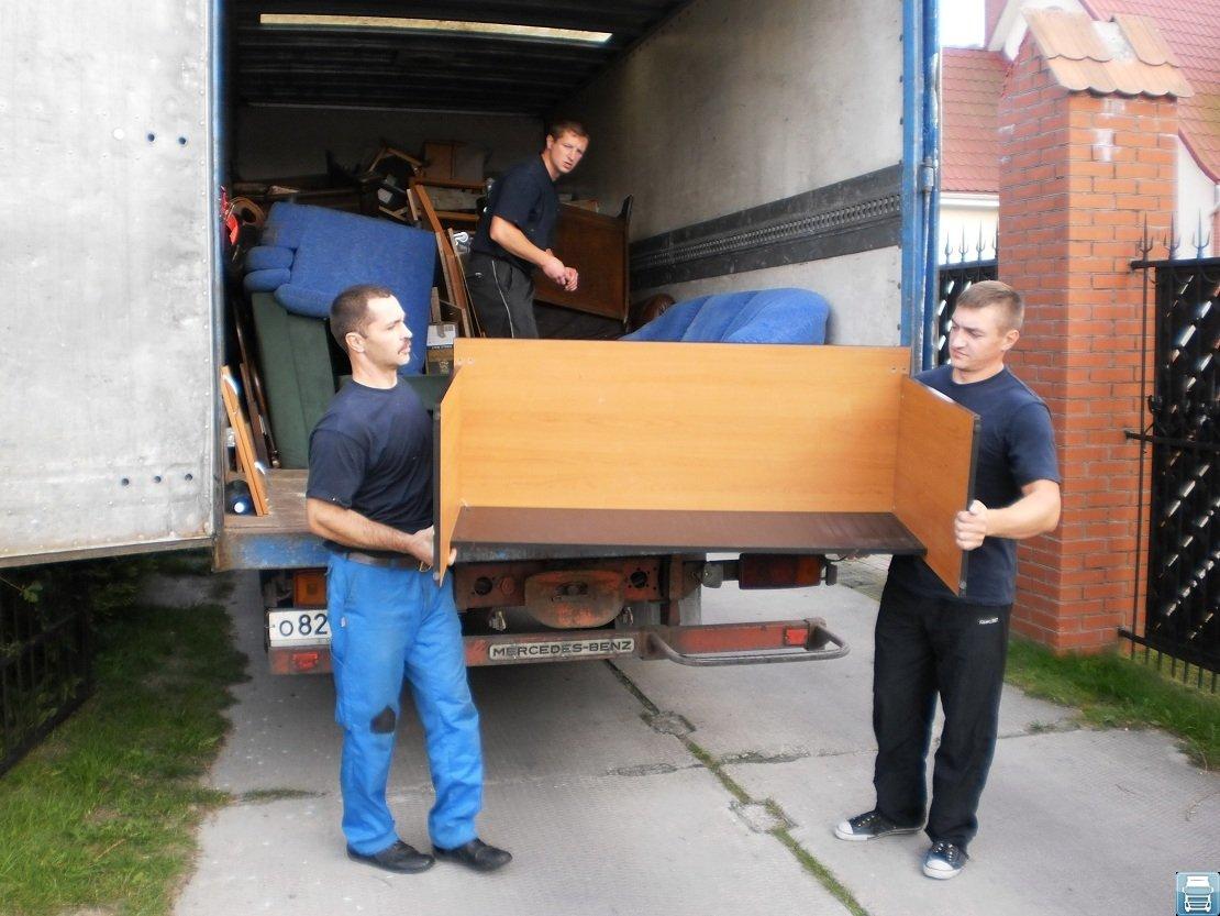 Что нужно знать при перевозке мебели