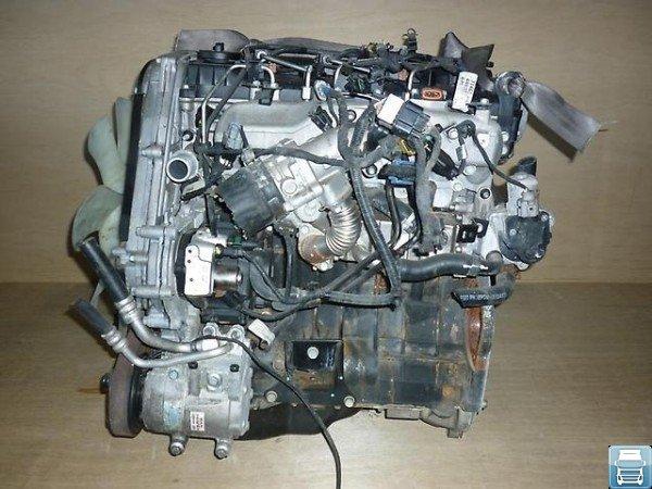 Двигатель для KIA Bongo III
