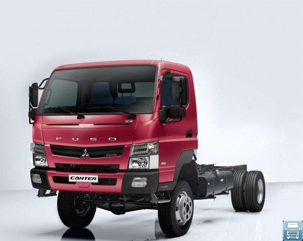 Кабина Mitsubishi Fuso Canter