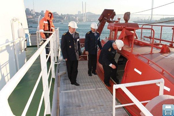 Инспектирование судна