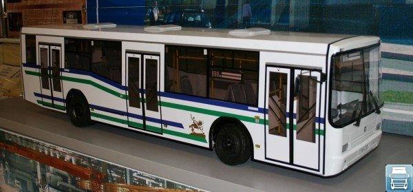 Автобус, НефАЗ-52994 для городских маршрутов