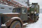 МАЗ-200 с краном