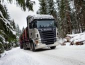 Тягач Scania G480CA6x6EHZ